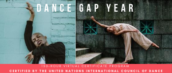 DANCE GAP YEAR